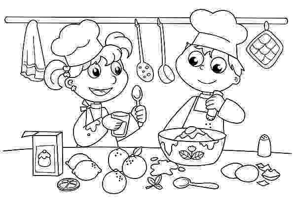 baking coloring pages kids baking cookies coloring pages best place to color coloring pages baking