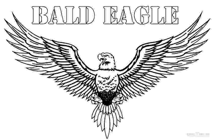 bald eagle pictures to color american bald eagle coloring page free printable pictures to bald color eagle