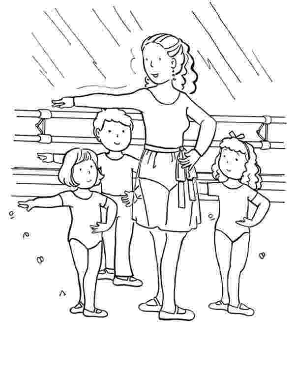 ballet colouring pictures ballet class for kids coloring pages coloring sky ballet colouring pictures