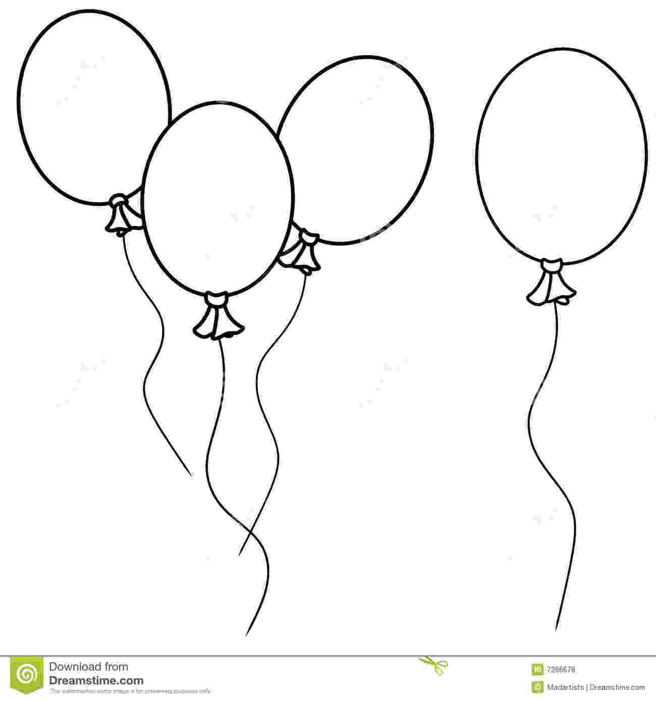 balloon sketch balloons drawing at getdrawingscom free for personal balloon sketch