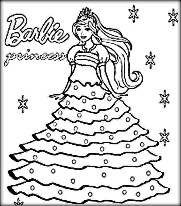 barbie doll pictures to color barbie doll coloring pages at getcoloringscom free barbie doll color pictures to