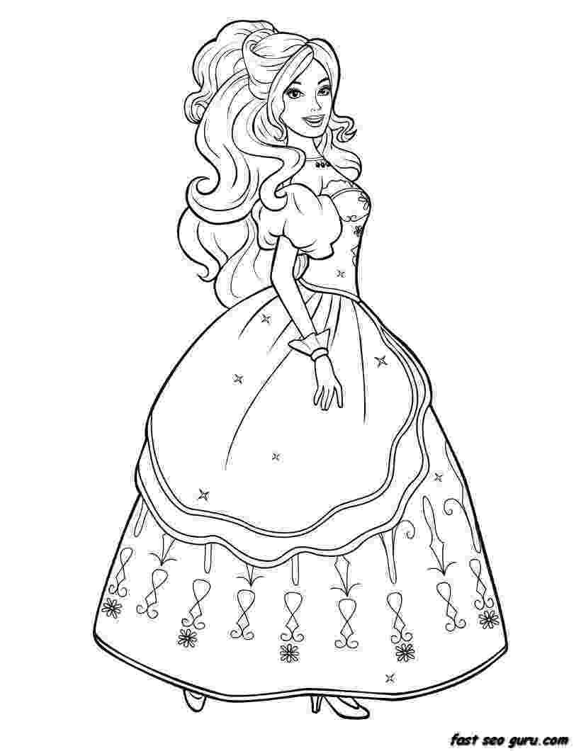 barbie print out coloring pages coloring page barbie friends out pages coloring barbie print