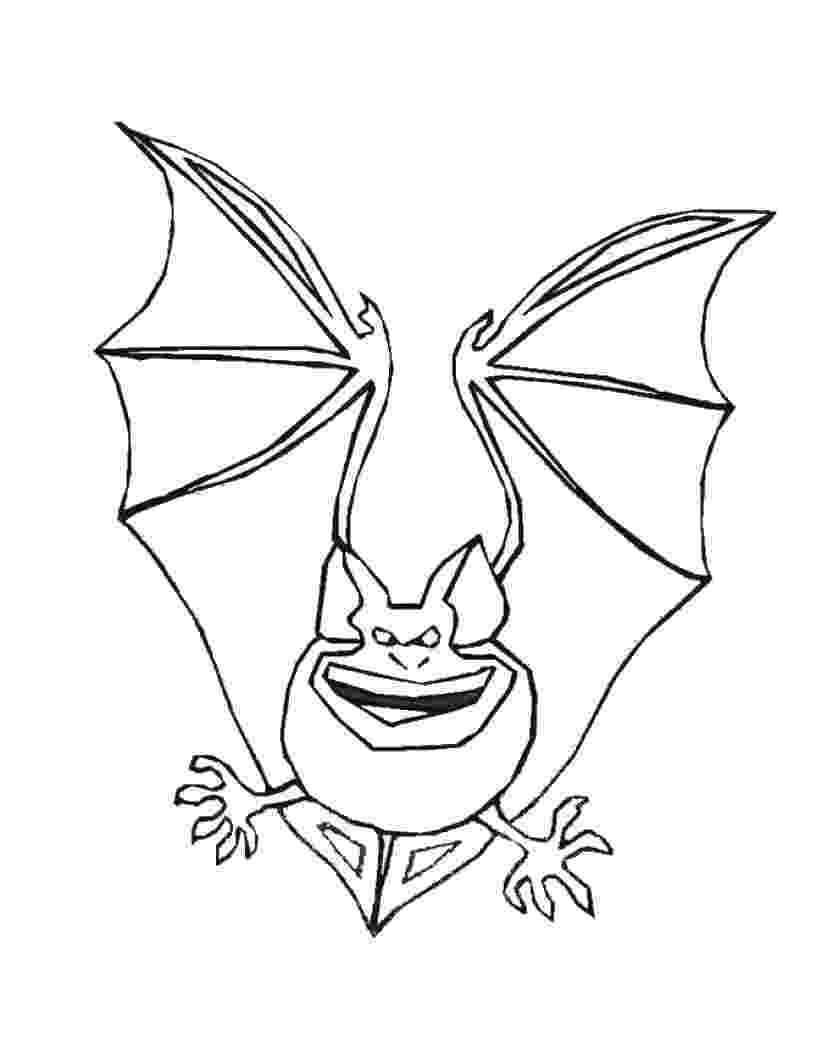 bat color page free printable bat coloring pages for kids cool2bkids bat page color