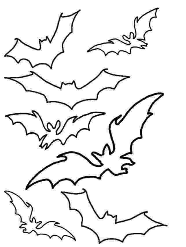 bat color page free printable bat coloring pages for kids cool2bkids color bat page