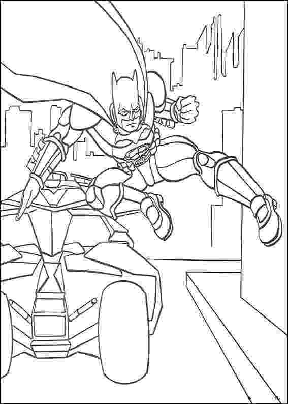 batman color page batman coloring page dr odd batman page color