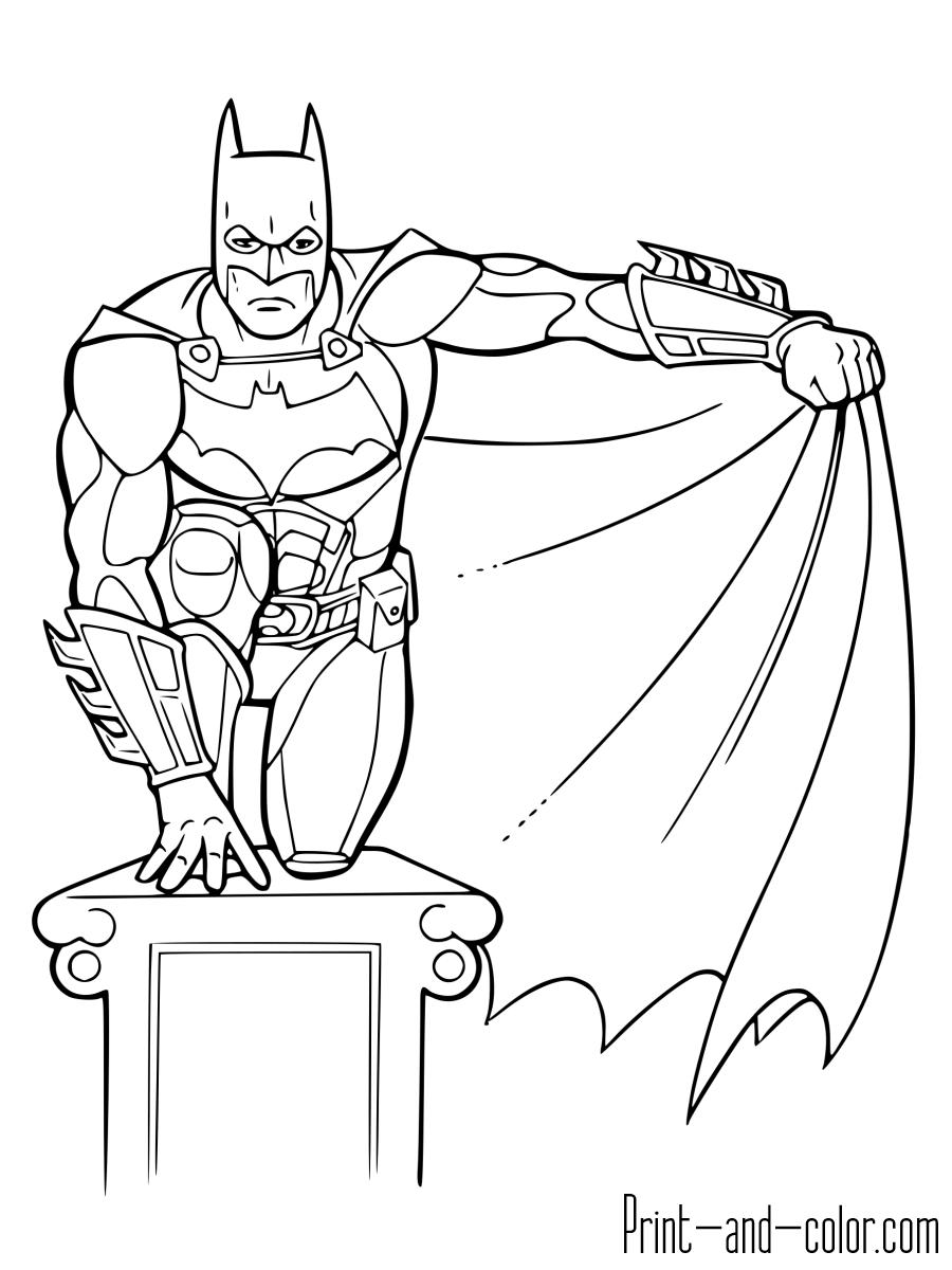 batman color page batman coloring pages print and colorcom page color batman