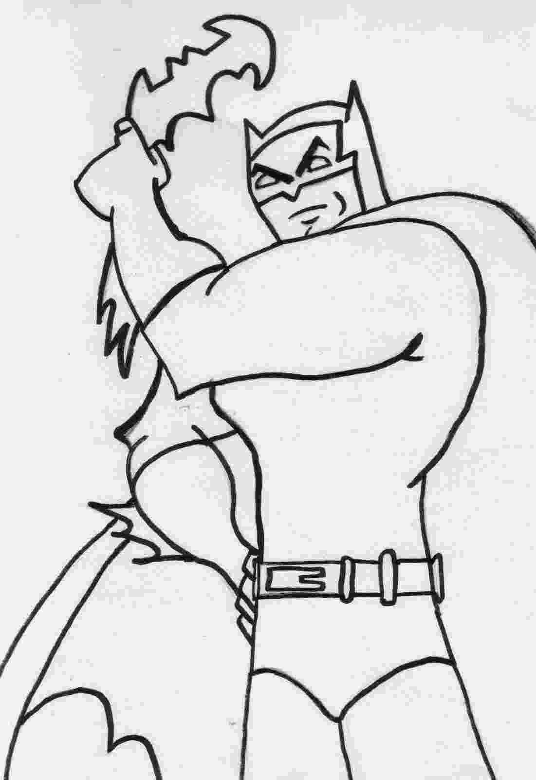 batman coloring pages online batman and robin coloring pages to download and print for free batman pages coloring online