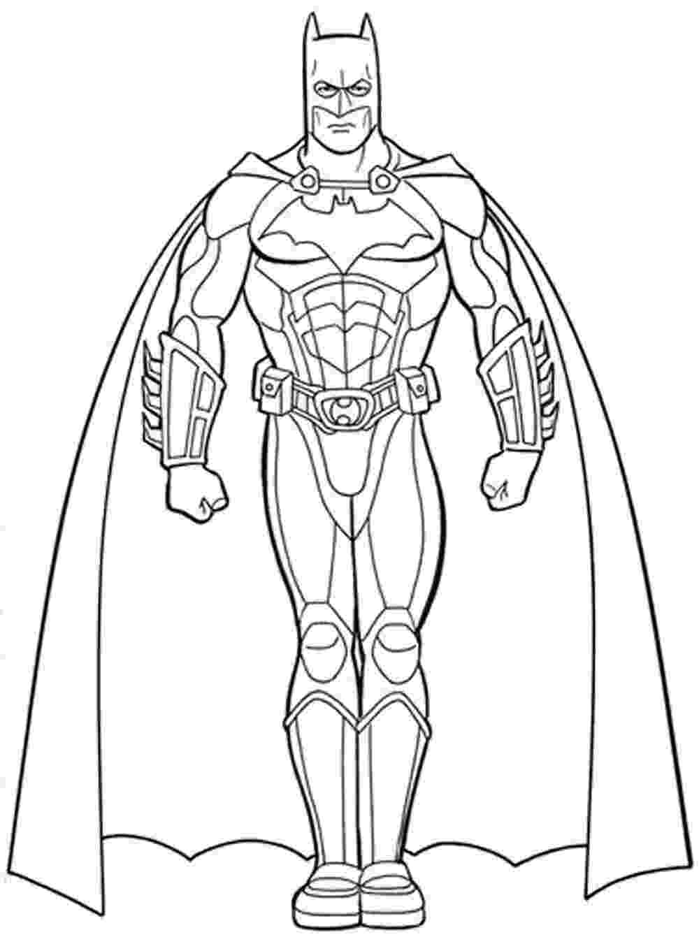 batman coloring sheets printable batman super hero cartoon coloring pages coloring batman printable sheets