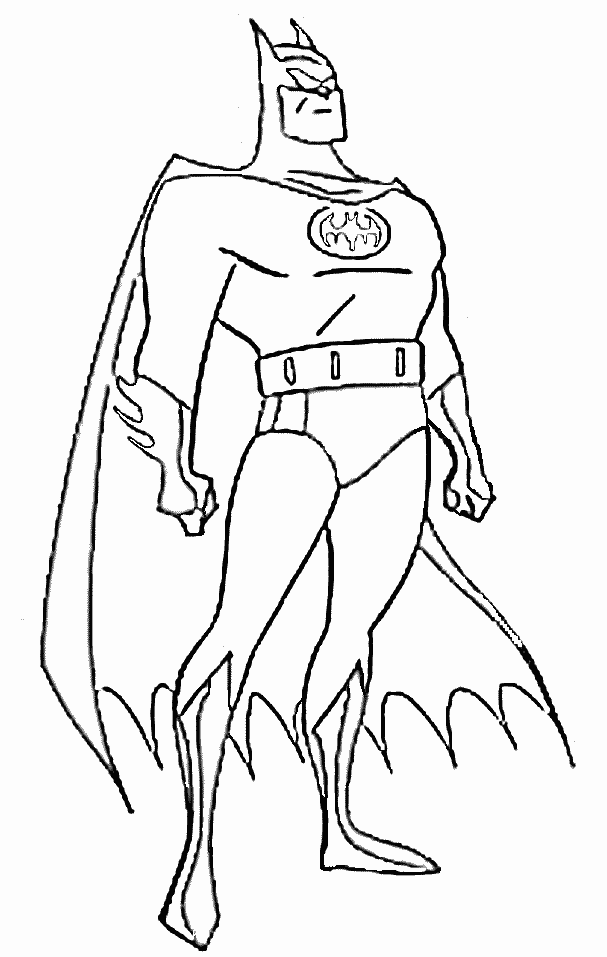 batman free coloring pages batman super hero cartoon coloring pages batman free pages coloring