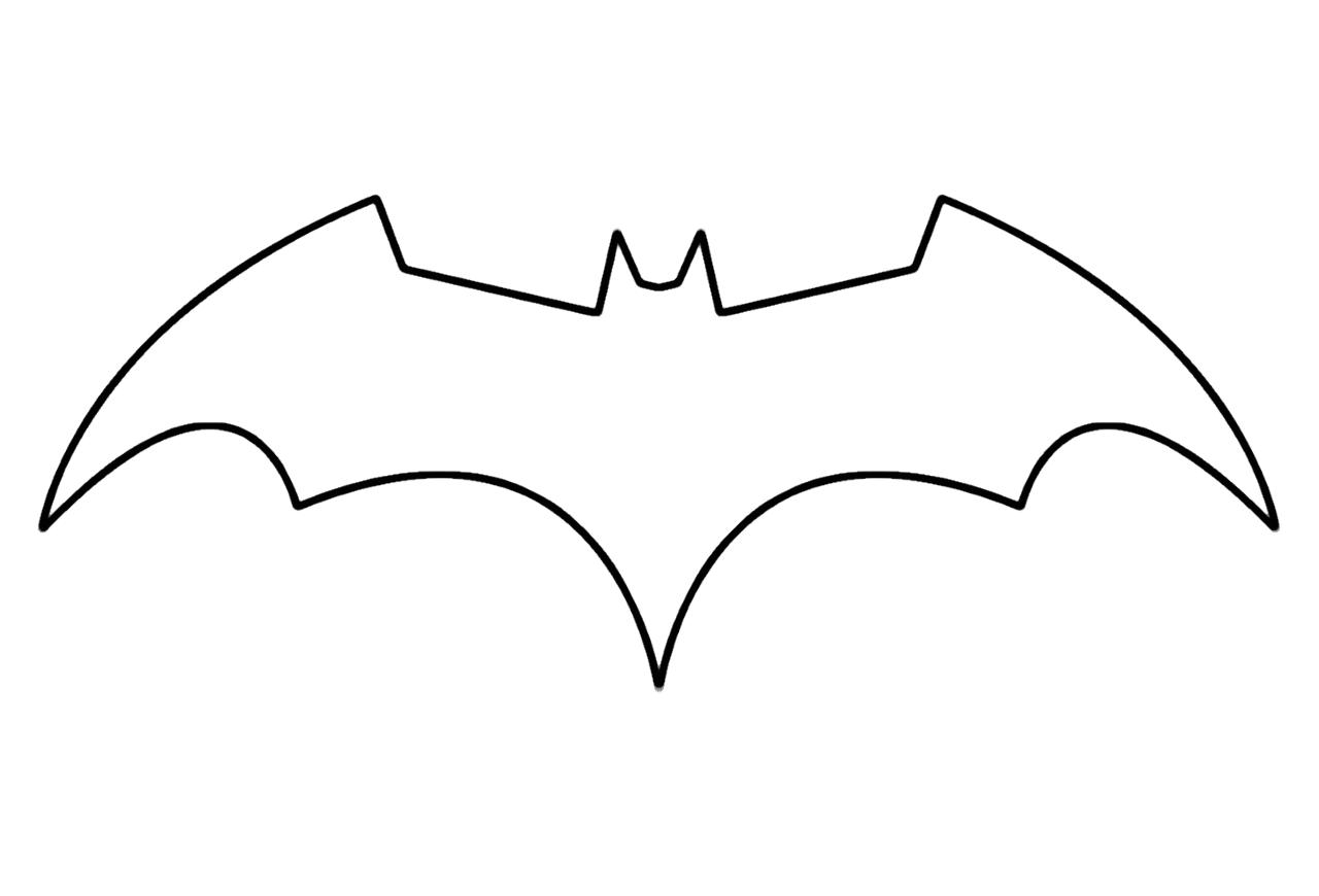 batman template batman bat sign template free printable papercraft templates template batman