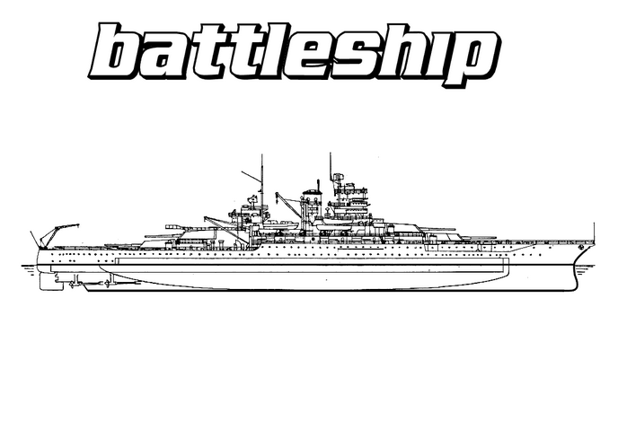 battleship pictures to color free battleship coloring pages pictures battleship to color