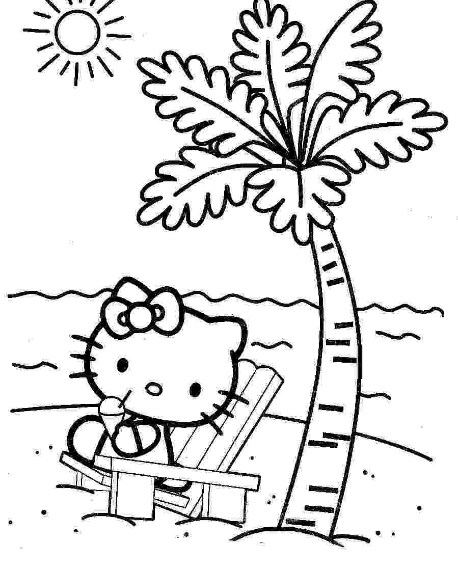beach coloring page beach coloring pages beach scenes activities coloring page beach