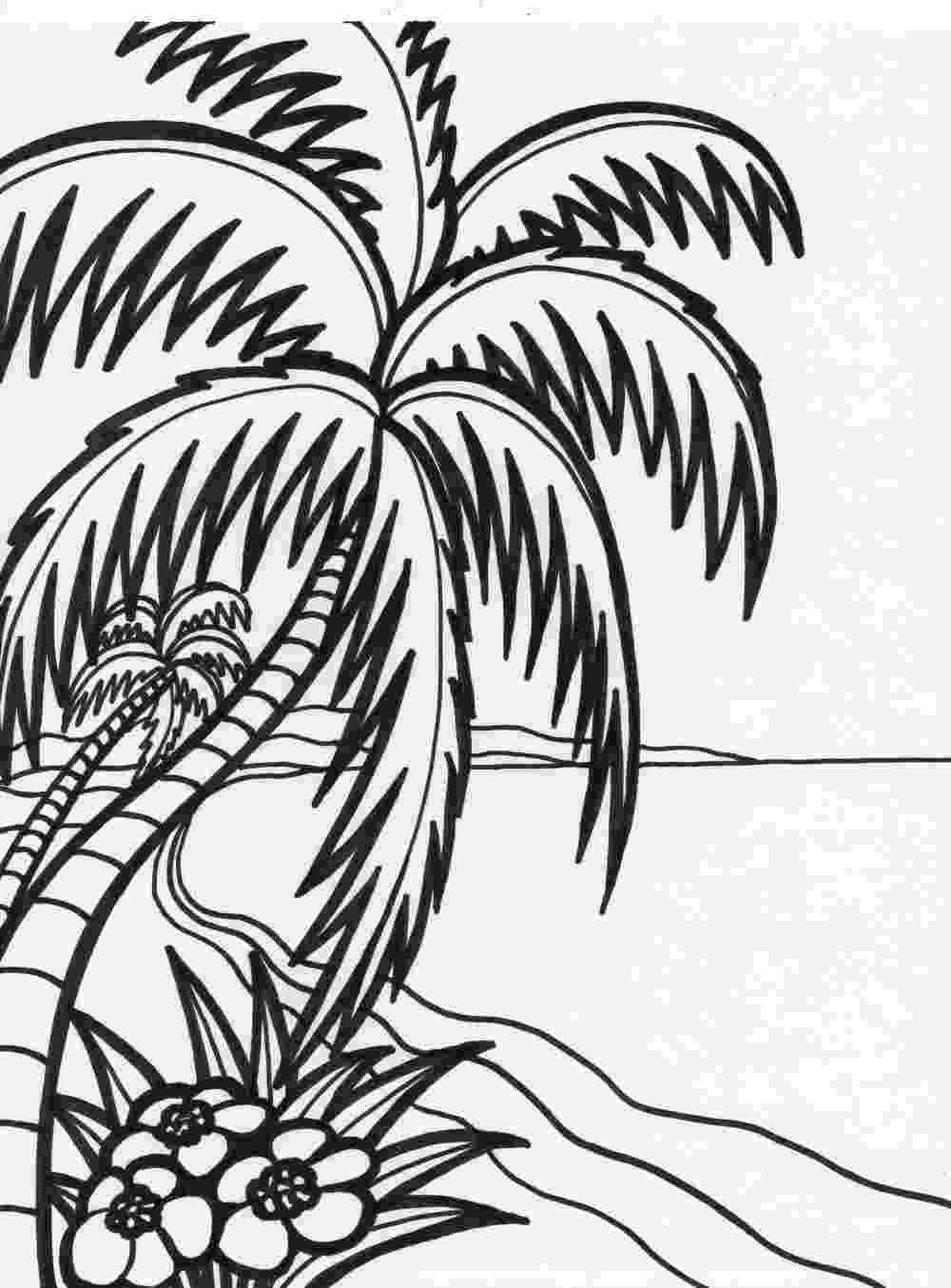 beach coloring page beach coloring pages for kids printable coloring pages page beach coloring
