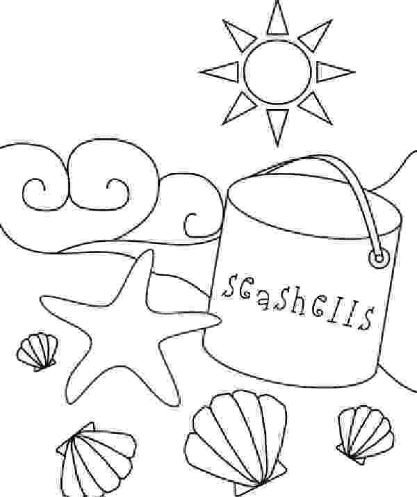beach coloring page beach coloring pages to download and print for free beach coloring page