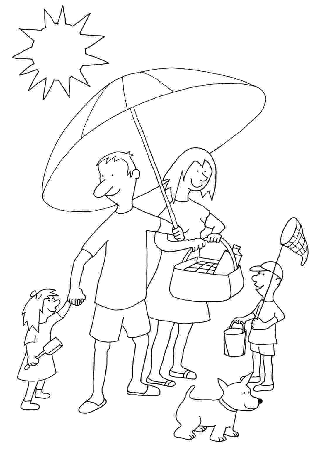 beach coloring page beach scene coloring pages coloring home beach page coloring