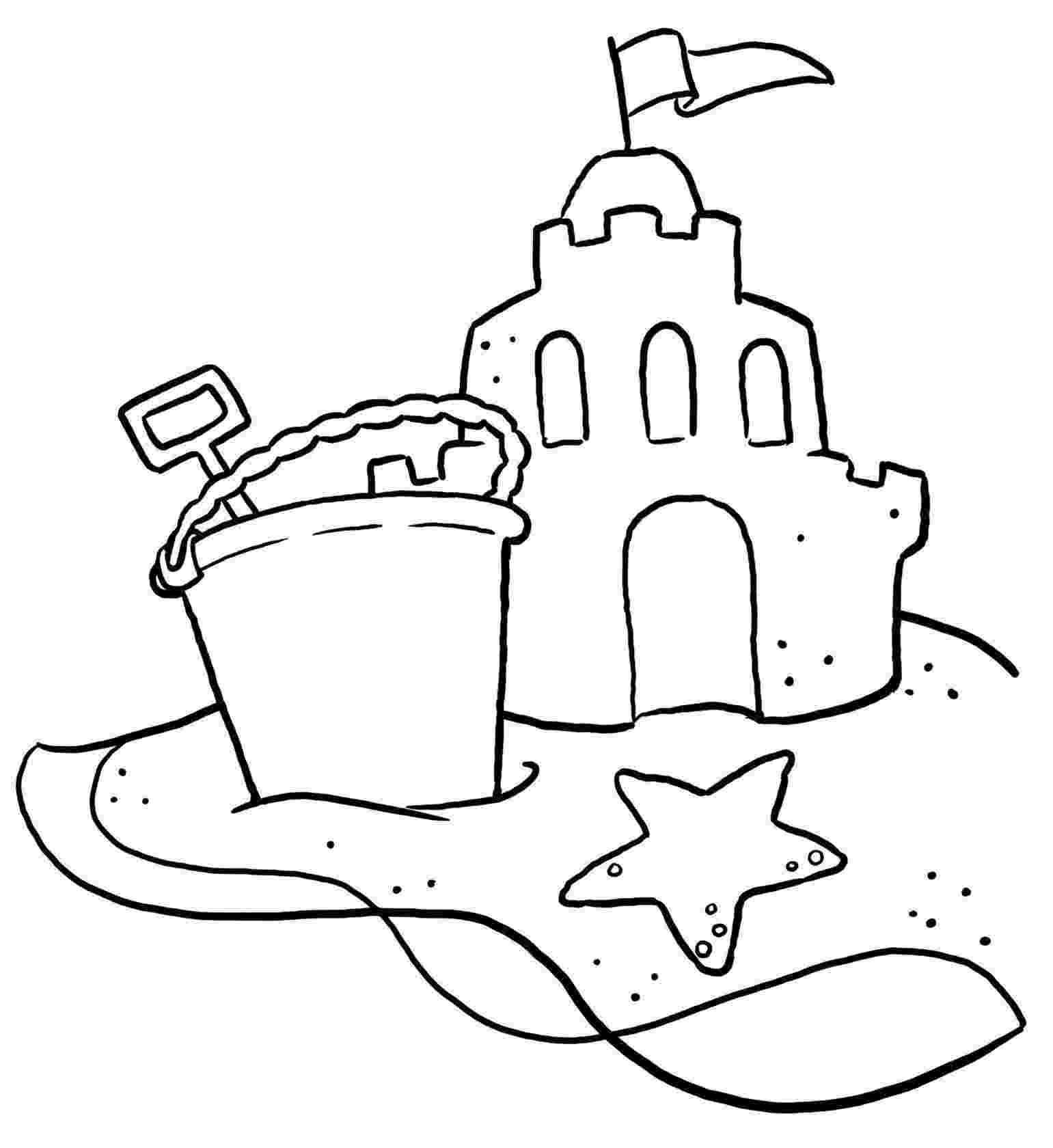 beach coloring page fun coloring pages beach coloring pages coloring beach page
