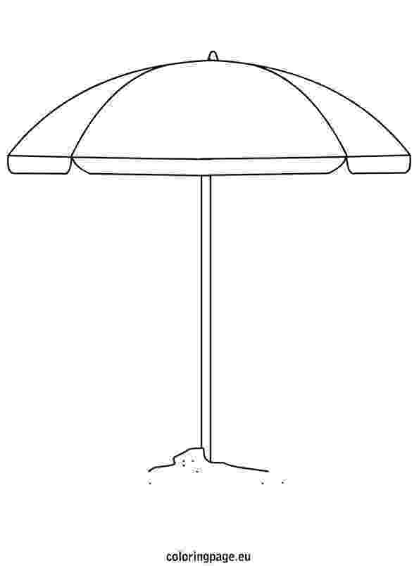 beach umbrella coloring page coloring pages of a beach umbrella coloring home page beach umbrella coloring