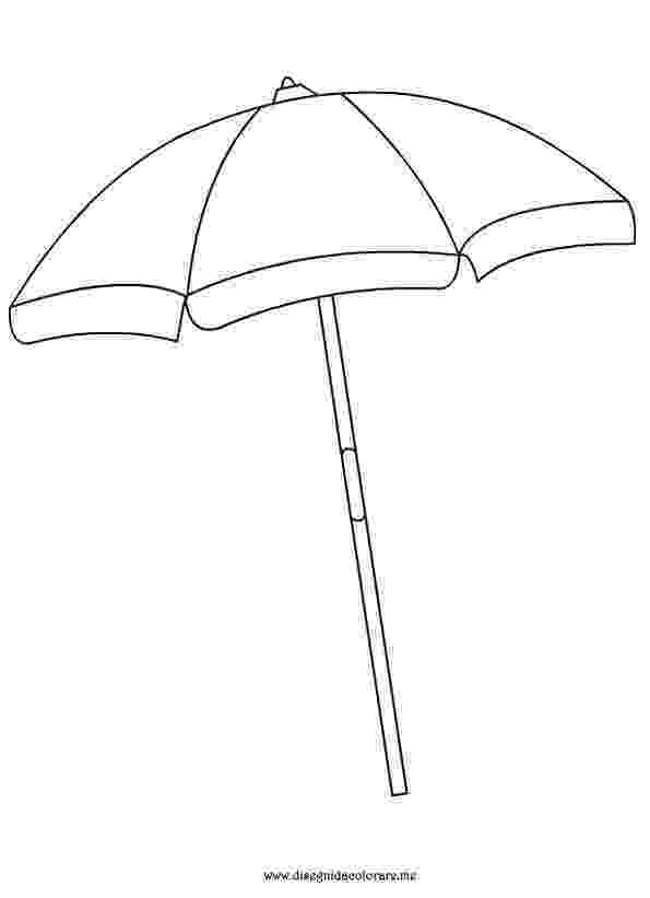 beach umbrella coloring page large beach umbrella coloring sheet coloring page page coloring umbrella beach
