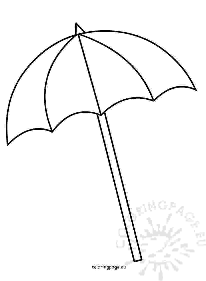 beach umbrella coloring page umbrella coloring page free download on clipartmag coloring umbrella page beach