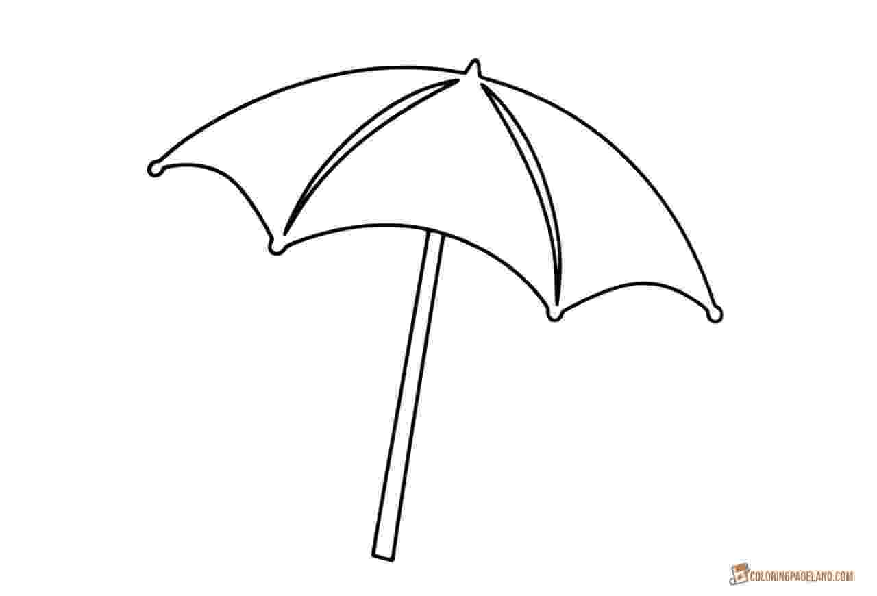 beach umbrella coloring page umbrella coloring pages  best coloring pages for kids page beach umbrella coloring