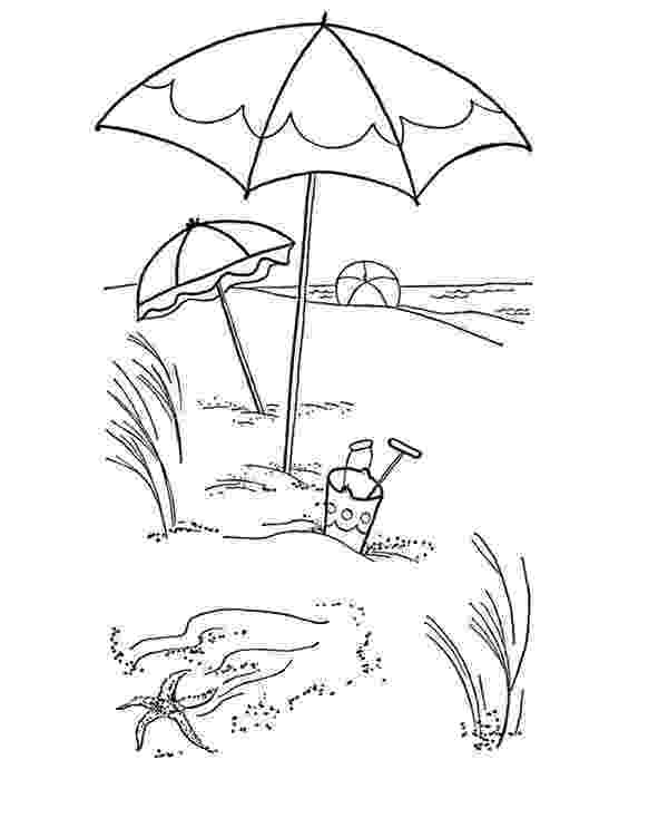 beach umbrella coloring page umbrella in beach coloring pages gtgt disney coloring pages coloring page beach umbrella