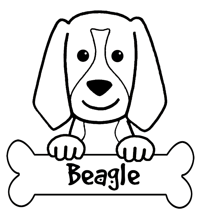 beagle coloring pages beagle coloring pages hellokidscom pages coloring beagle