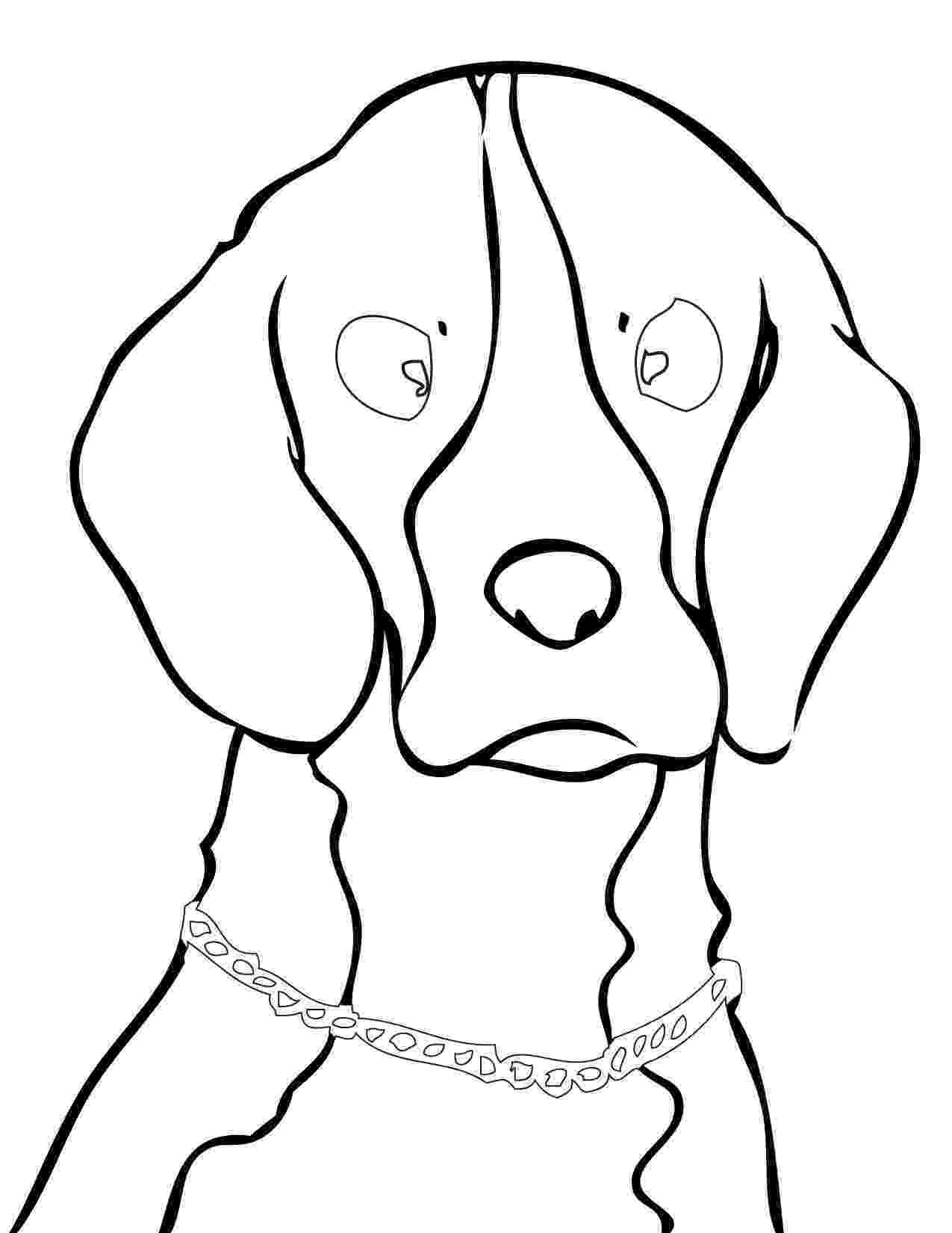 beagle coloring pages beagle coloring pages to download and print for free coloring beagle pages