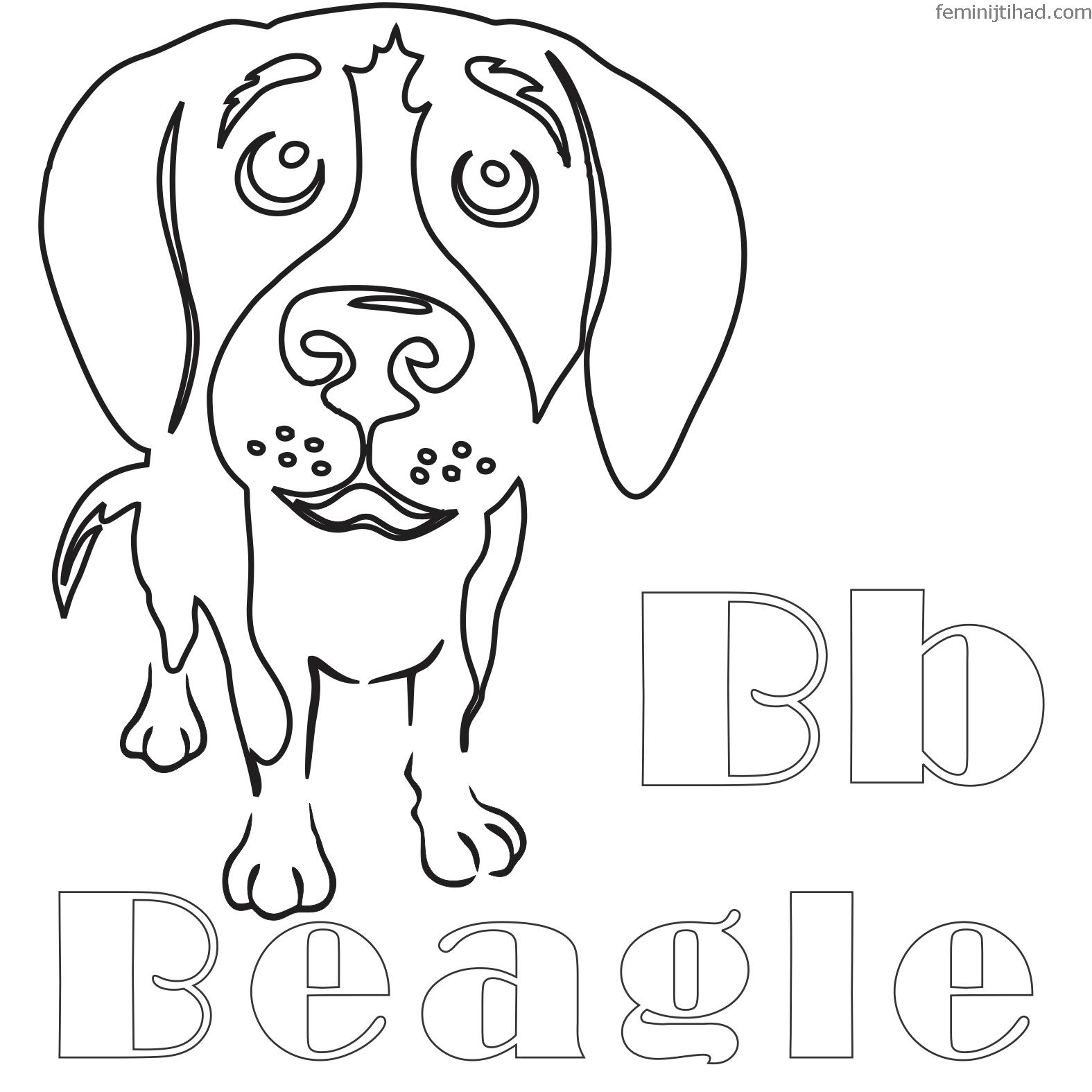 beagle coloring pages beagle dog coloring pages páginas para colorear dibujos coloring beagle pages