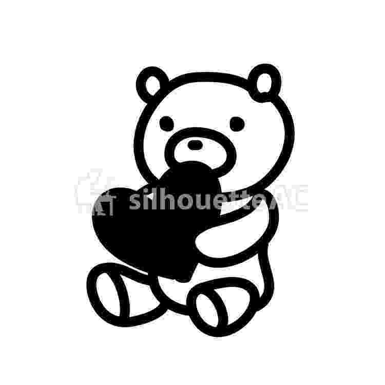 bear with heart teddy bear with heart free animals icons heart with bear
