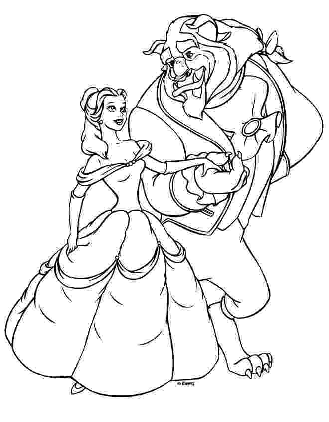 belle pictures to color belle coloring pages 2017 dr odd pictures belle color to