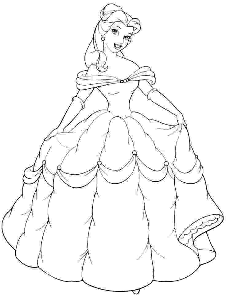 belle to color lineart glamorous fashion belle by selinmarsou on to color belle