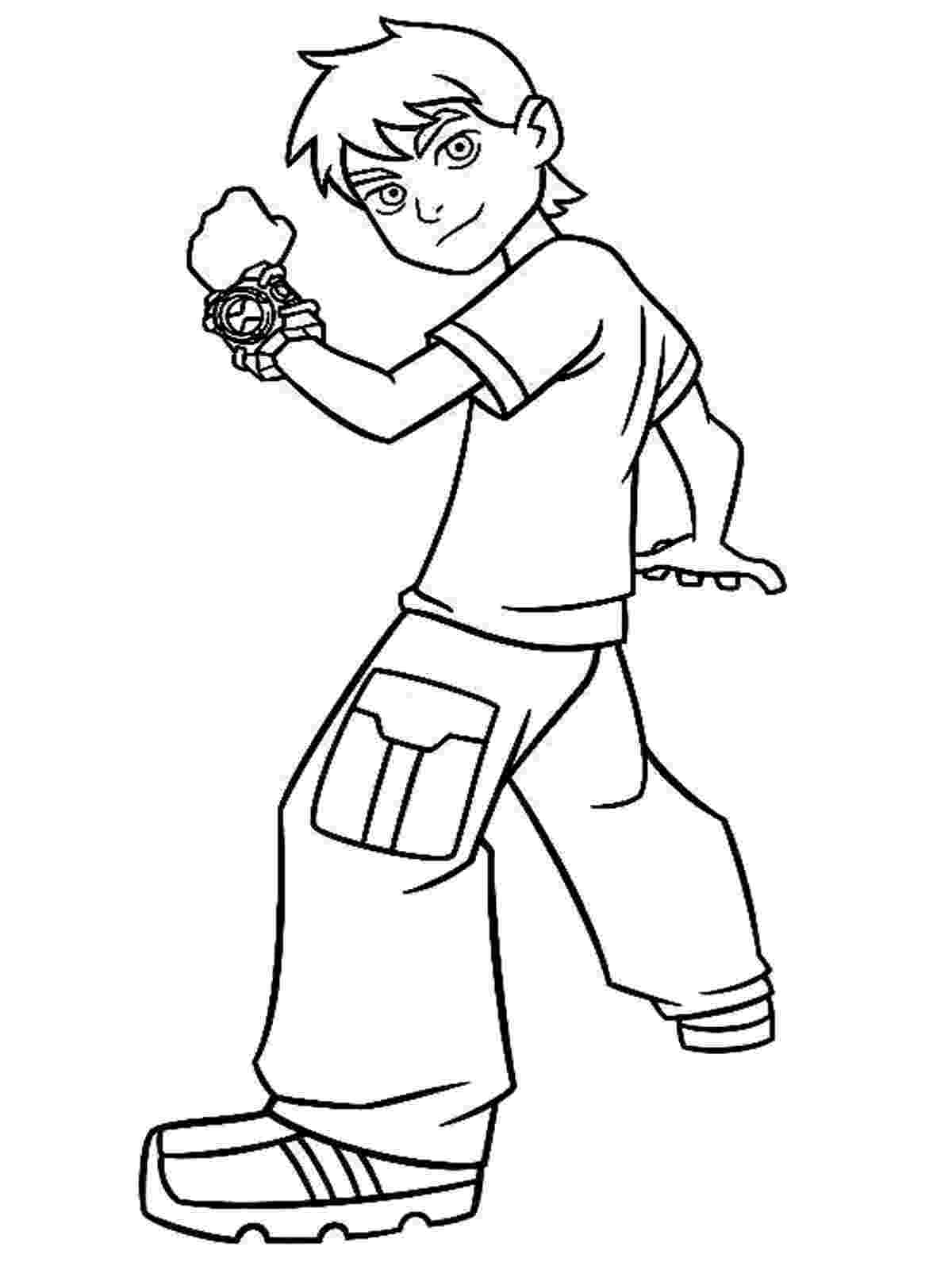 ben 10 coloring pages ben 10 coloring pages ben coloring 10 pages