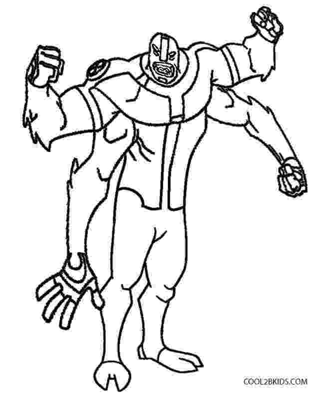ben 10 coloring pages free printable ben 10 coloring pages for kids ben coloring 10 pages