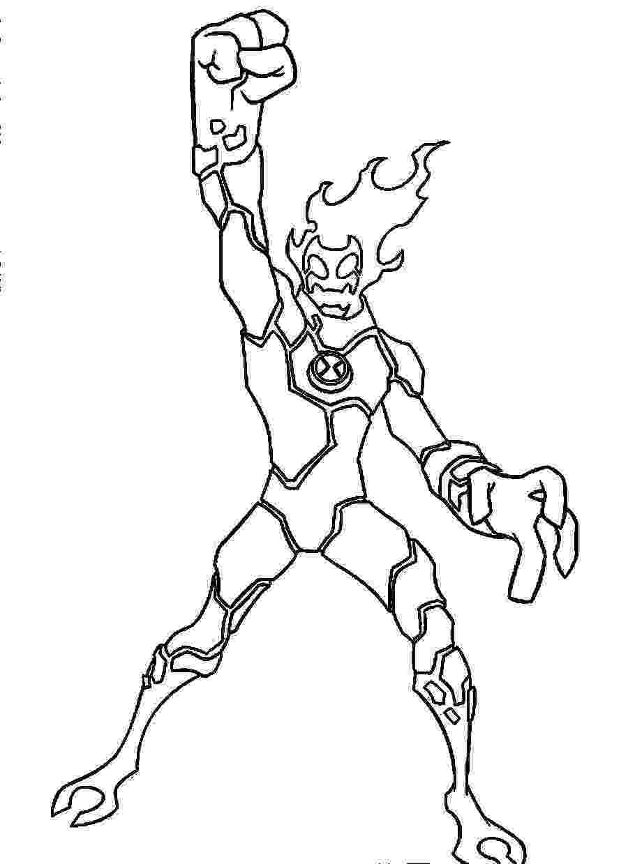 ben 10 ultimate alien coloring pages to print ben 10 alien force coloring pages getcoloringpagescom alien 10 coloring ben pages to print ultimate