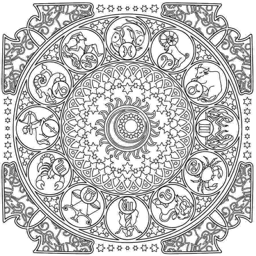 best coloring for adults android zodiac coloring pages best coloring pages for kids best android adults for coloring