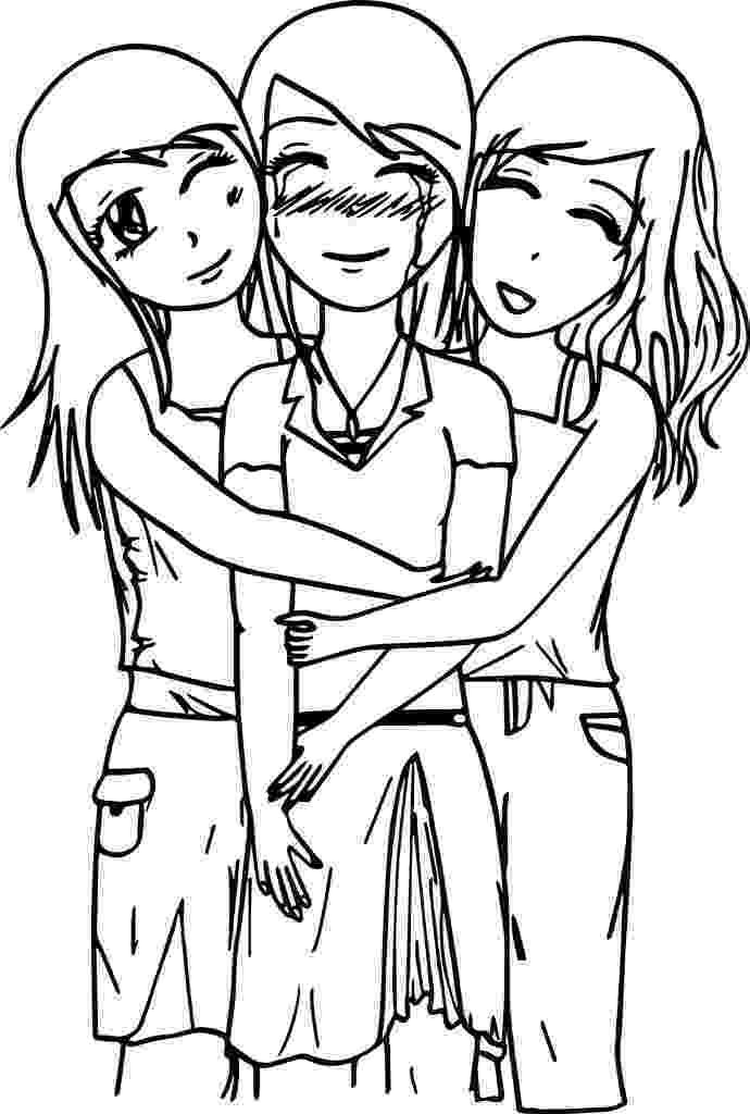 best friends coloring pages best friend coloring pages getcoloringpagescom coloring friends pages best