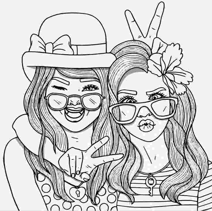 best friends coloring pages best friend coloring pages to download and print for free pages friends best coloring