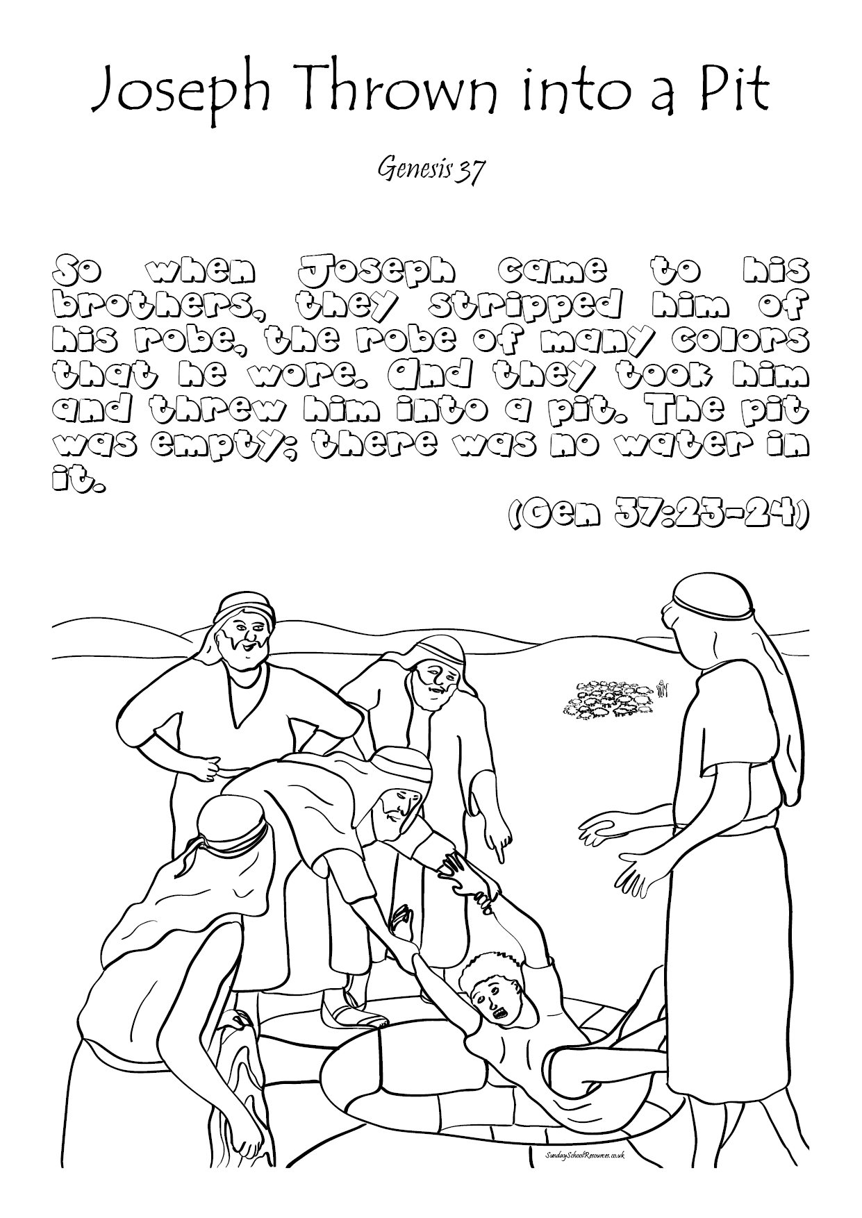 bible story coloring pages joseph joseph coat bible coloring pages printables free coloring story pages coloring bible joseph