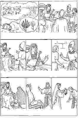 bible story coloring pages joseph joseph sold into bondage old testament coloring pages joseph bible story coloring pages