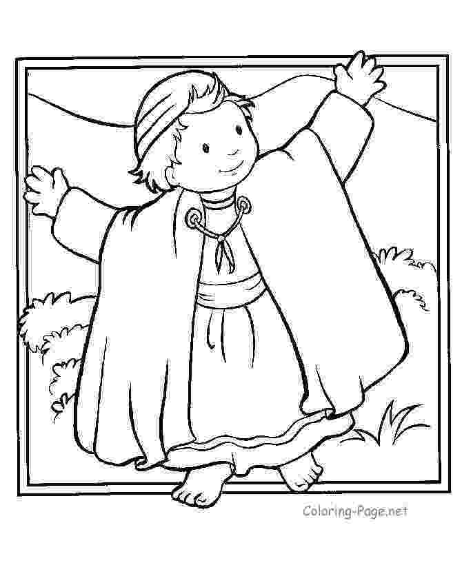 bible story coloring pages joseph story of joseph coloring pages coloring home pages story bible joseph coloring