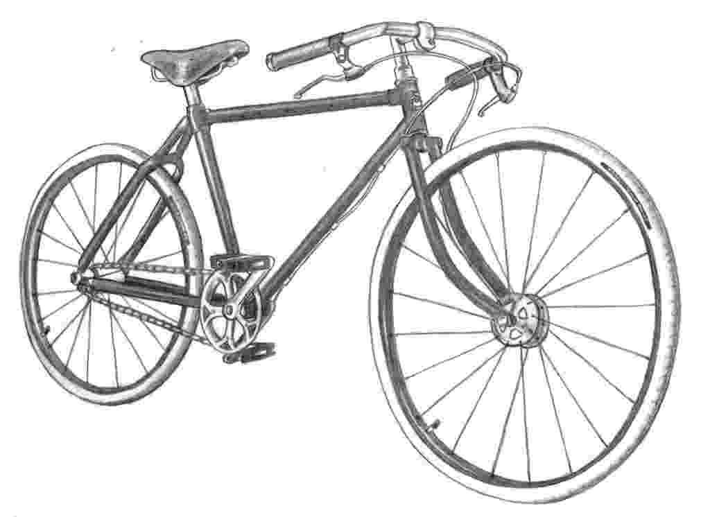 bicycle sketch bicycle sketch by scruffbot on deviantart bicycle sketch