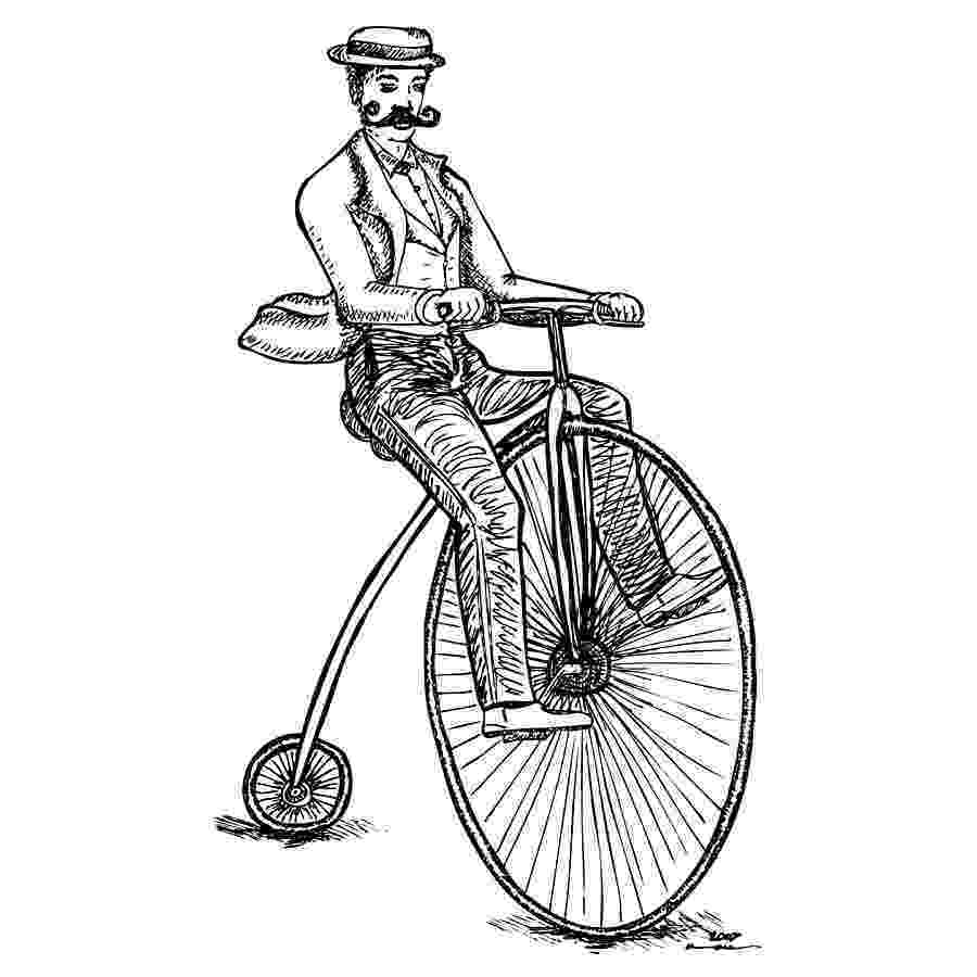 bicycle sketch boneshaker velocipede bicycle drawing by karl addison bicycle sketch