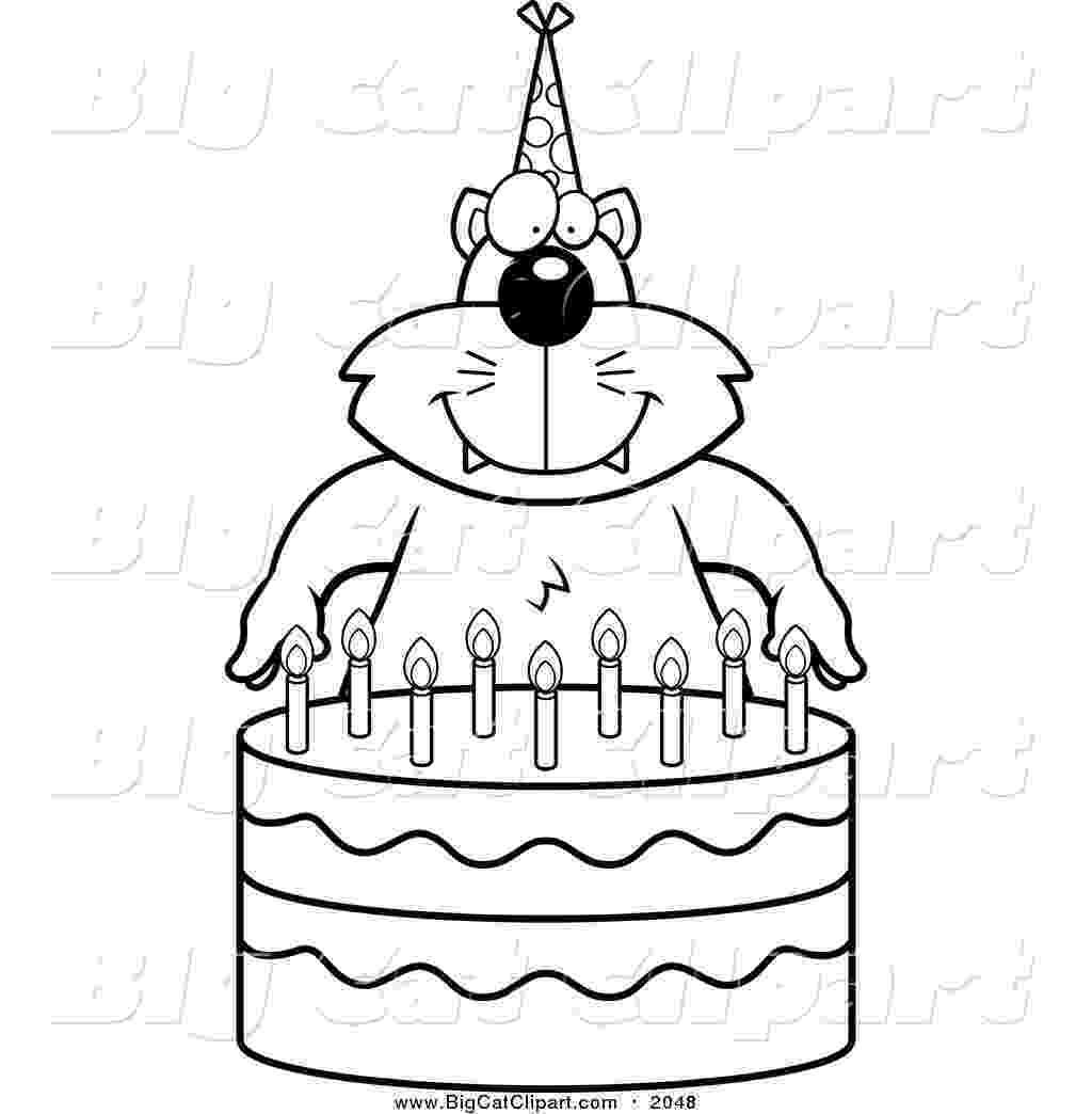 big birthday cake black and white boy with birthday cake clip art black big birthday cake