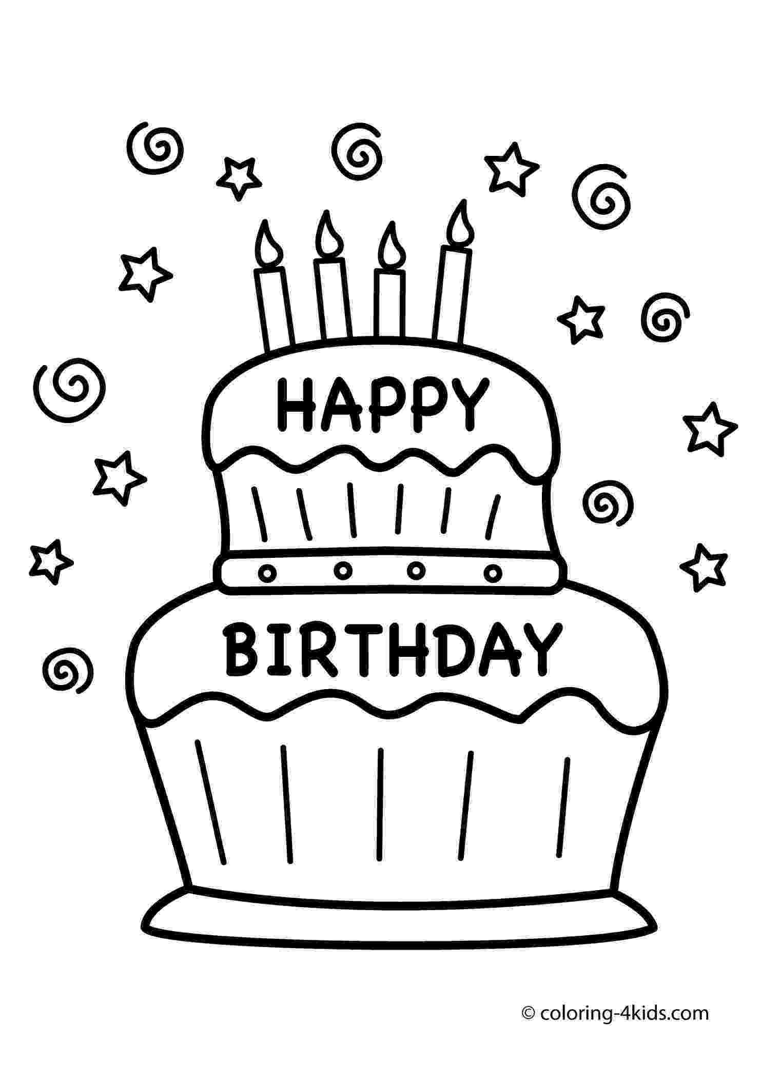 big birthday cake clipart cake birthday cake big