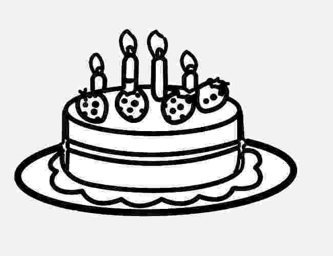big birthday cake happy birthday cake coloring page mewarnai birthday big cake birthday