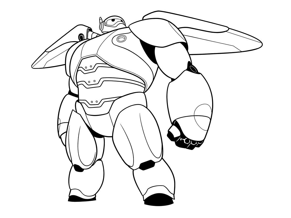 big hero 6 free colouring pages big hero 6 coloring pages print and colorcom big free colouring 6 hero pages