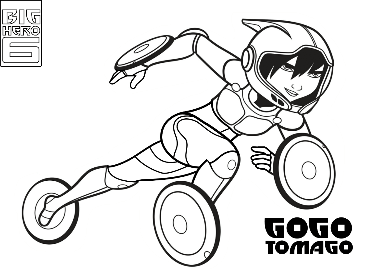 big hero 6 free colouring pages big hero 6 coloring pages print and colorcom colouring 6 hero free big pages