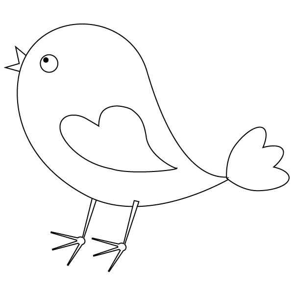 bird coloring images bird coloring pages to download and print for free coloring images bird