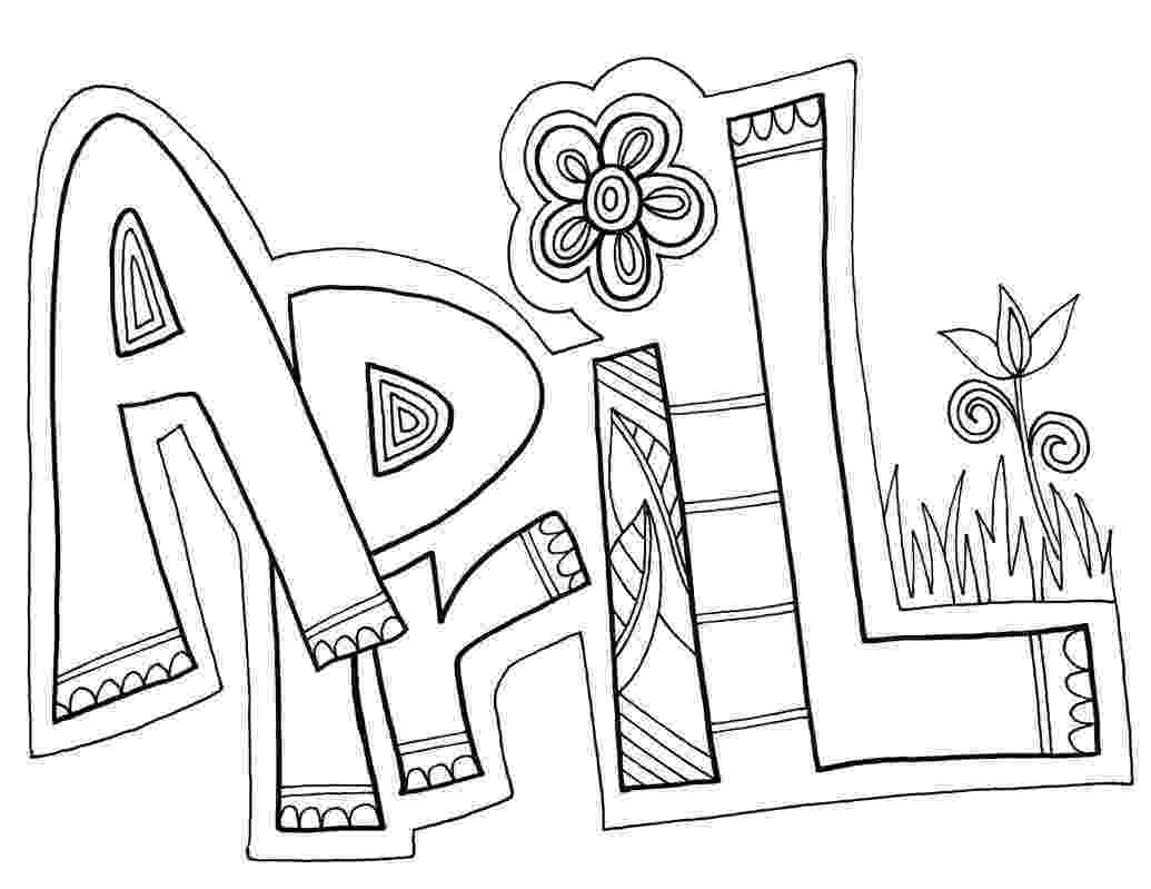 black and white colouring pages april coloring pages best coloring pages for kids white colouring pages and black
