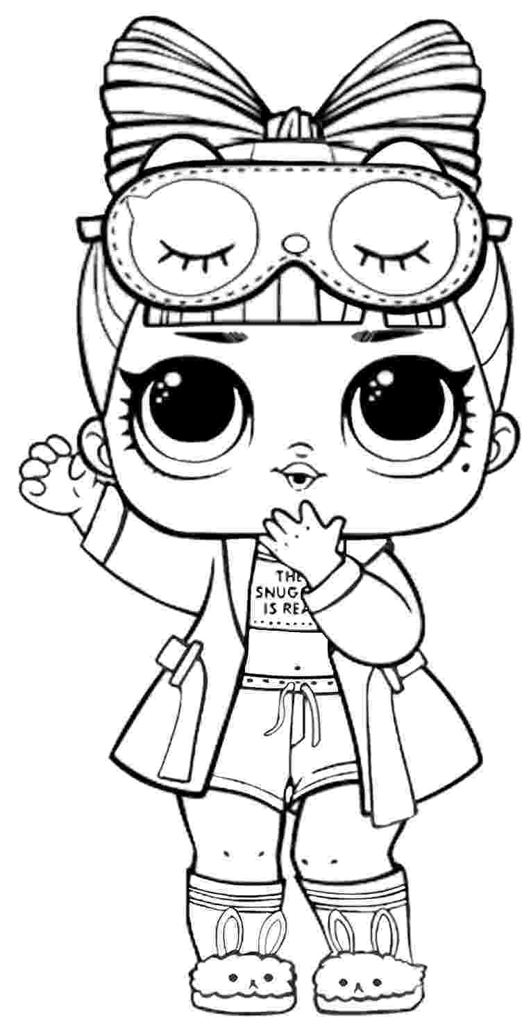 black and white colouring pages coloring pages of lol surprise dolls 80 pieces of black white and black colouring pages